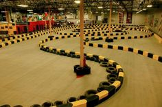 Pole Position Raceway #JerseyCityNJ #Attractions