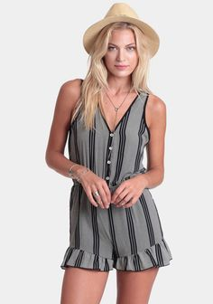 In The Dark Romper at #threadsence @threadsence