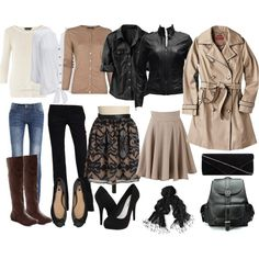 """""""What to pack for Paris, France trip."""" by angela-windsor on Polyvore"""