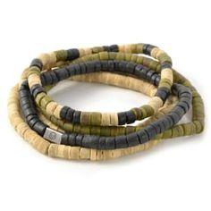 Buy Lucleon - Surfer Bracelets for only Shop at Trendhim and get returns. Simple Bracelets, Black Bracelets, Bracelets For Men, Paracord Bracelets, Beaded Bracelets, Bracelets Bleus, Surf Accessories, Surfer Bracelets, Bracelet Cuir