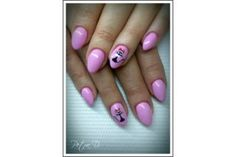 Gelové nehty inspirace č.90 Nails, Painting, Pictures, Finger Nails, Ongles, Painting Art, Paintings, Nail, Sns Nails