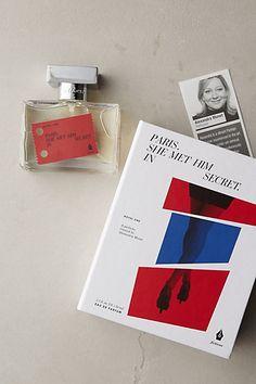 Fictions Eau De Parfum #anthropologie