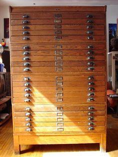 flat file cabinets wood google search