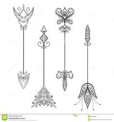geometric triangle tattoos - Αναζήτηση Google