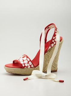 DVF  #shoes #wedge #sandals  48% OFF!