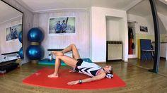 Athletik Übungen Fokus Hohlkreuz