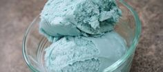 gelato puffo bimby