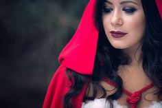 Little Red Riding Hood Marries The Wolf - Belle The Magazine