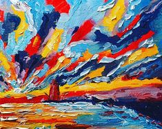 Original Oil Colour Painting inspired by Ireland by IrishFamArt Farm Art, Vintage Art Prints, Portrait Illustration, Landscape Paintings, Oil On Canvas, Paint Colors, Irish, Country Farm, Dublin Ireland