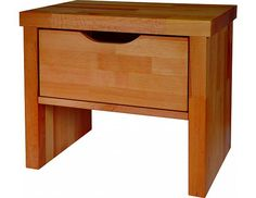 Masivní noční stolek TNS6 Nightstand, Table, Furniture, Design, Home Decor, Decoration Home, Room Decor, Night Stand