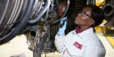 Dream, believe and achieve: Why engineering apprenticeships are not just for boys - Tsungi Maruta, British Airways Engineer and former Apprentice - Womanthology