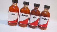 Wall Street Hot Sauce Gift Set  Stock Market
