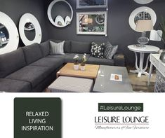 Leisure Lounge manufactures custom-made upholstered furniture! Visit our showrooms in Durban, Hillcrest and Umhlanga or see our stunning range right here. Contemporary Mirrors, Upholstered Furniture, Minimalism, Lounge, Calm, Couch, Space, Bedroom, Inspiration