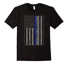 Law Enforcement Gifts-Protect Serve & Honor Police T Shirt - Male Small - Black Shoppzee Firefighter, Police & Law Enforcement Tee http://www.amazon.com/dp/B01BFNW3LY/ref=cm_sw_r_pi_dp_uDc.wb0SQNXS0