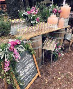 Superb Backyard Wedding Décor Ideas You Will Love 08 Wedding Pews, Garden Wedding, Wedding Reception, Rustic Wedding, Our Wedding, Drinks Wedding, Wedding Picnic, Brunch Wedding, Bouquet Wedding