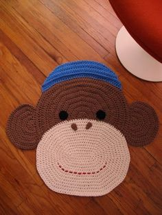 Free Crochet Pattern For Sock Monkey Mittens : 1000+ images about Sock Monkeys on Pinterest Sock ...