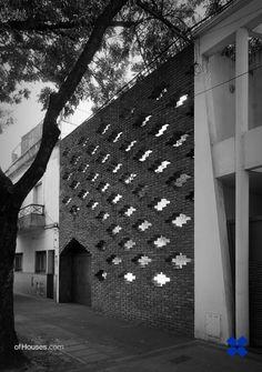 Jorge Scrimaglio /// Norberto Alorda House /// Rosario, Argentina