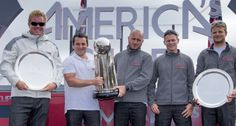 A Luna Rossa Piranha il titolo mondiale delle America's Cup World Series 2012/2013