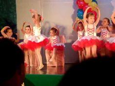 Apresentação Ballet Ana Luiza - Parte 2