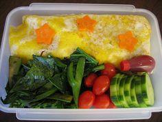 "Munkaya's Omuraisu (omu from ""omelet"" and raisu from ""rice"") from cookingcute.com"