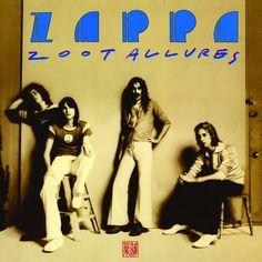 "Frank Zappa - ""Zoot Allures"" (1976)"