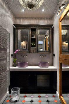 Banheiros para dois!