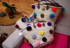 would be gorgeous as a beach bag