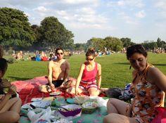 Sommer im Stadtpark