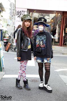 Harajuku Fashion Police