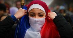 Contre-attaque(s) - Cette étrange obsession française pour le voile http://contre-attaques.org/l-oeil-de/article/cette-etrange