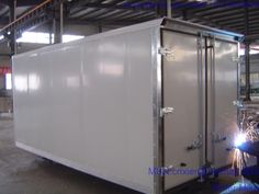 5753f81422 refrigerated truck bodyTruck Body Parts insulated truck box body panels  Truck Boxes