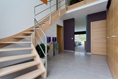 Hoeilaart | Kwadraat Stairs, Flooring, Ideas, Home Decor, Home, Stairway, Decoration Home, Room Decor, Staircases