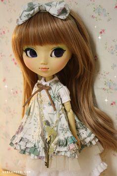 Juliette Foret Custom Pullip doll