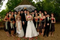 The Gardens At Kennesaw Mountain Offers All Inclusive Wedding Packages And A La Carte Services
