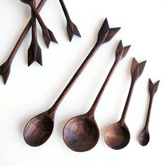 Image of Arrow Spoon - Table Service