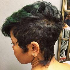 Short hair.. Khimandi.. Pixies.. Dallashair