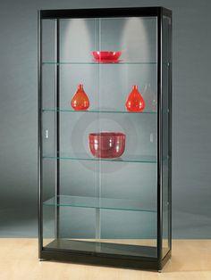 UK Acrylic 4 Step Minifigure Display Case Box Clear Plastic ...
