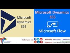 Microsoft Flow Review: Step-by-Step Introduction to Microsoft Flow | Microsoft IFTTT tool | Dynamics CRM Port