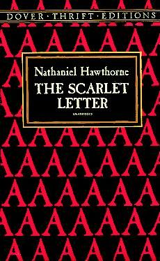 The Scarlet Letter, Nathaniel Hawthorne: A classic piece of literature that every single person should read before they die; actually they should have read it before they graduated highschool.  Quite possibly my favorite novel of all time.