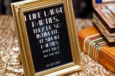 Znalezione obrazy dla zapytania wedding decoration quotes