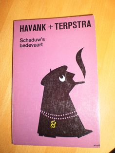 Dick Bruna Illustration Book Cover  havank  by pureplusproducts, $10.00