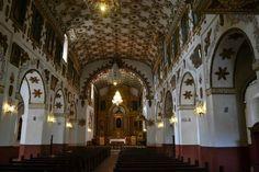 Church in Old Bogota (La Candelaria):                                     Iglesia
