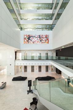 A Glimpse of the Future: Myriad by SANA Hotels in interior design architecture  Category