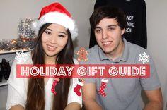 Holiday Gift Guide!   Boyfriend, Girlfriend, Parents, Friends & More