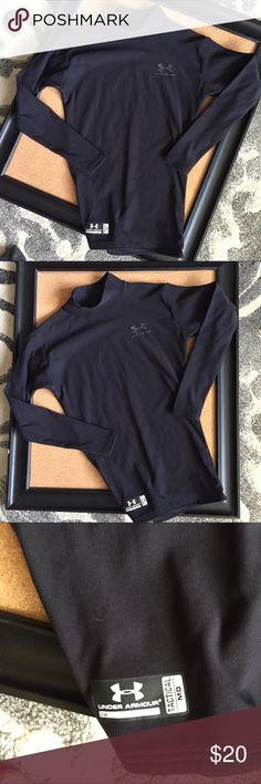 Under Armor Tactical long sleeve shirt sz M Black Under Armor Tactical long sleeve  cowl neck shirt sz M Shirts Tees - Long Sleeve