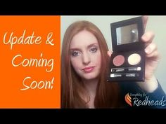 Redhead Catchup - Redhead Day UK, Make up range for redheads and more