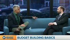 Budget Best Practices with Blair Mantin: Breakfast Television Vancouver - Sands & Associates Best Practice, Sands, Vancouver, Budgeting, Learning, News, Breakfast, Morning Coffee, Studying