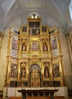 Altar. San Zoilo. Carrión de los Condes