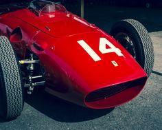 #Ferrari #classic #vintage #Goodwood #F1 #race