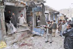 Pakistan Taliban attack kills 23 people in Serai Naurang checkpoint